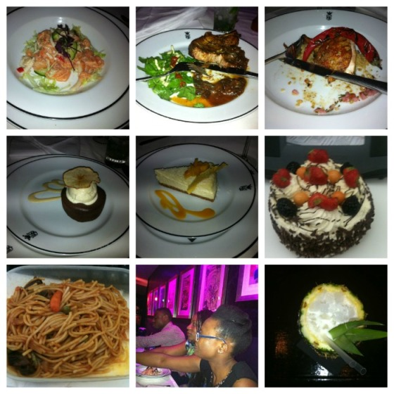 Ny week in food