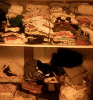 scattered wardrope