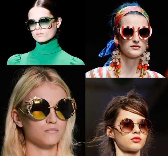 designer sunglasses trends