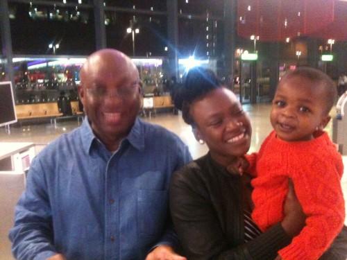 Grandpa, LO & I